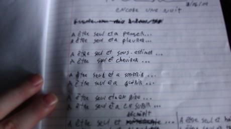 Blog Texte O Flou